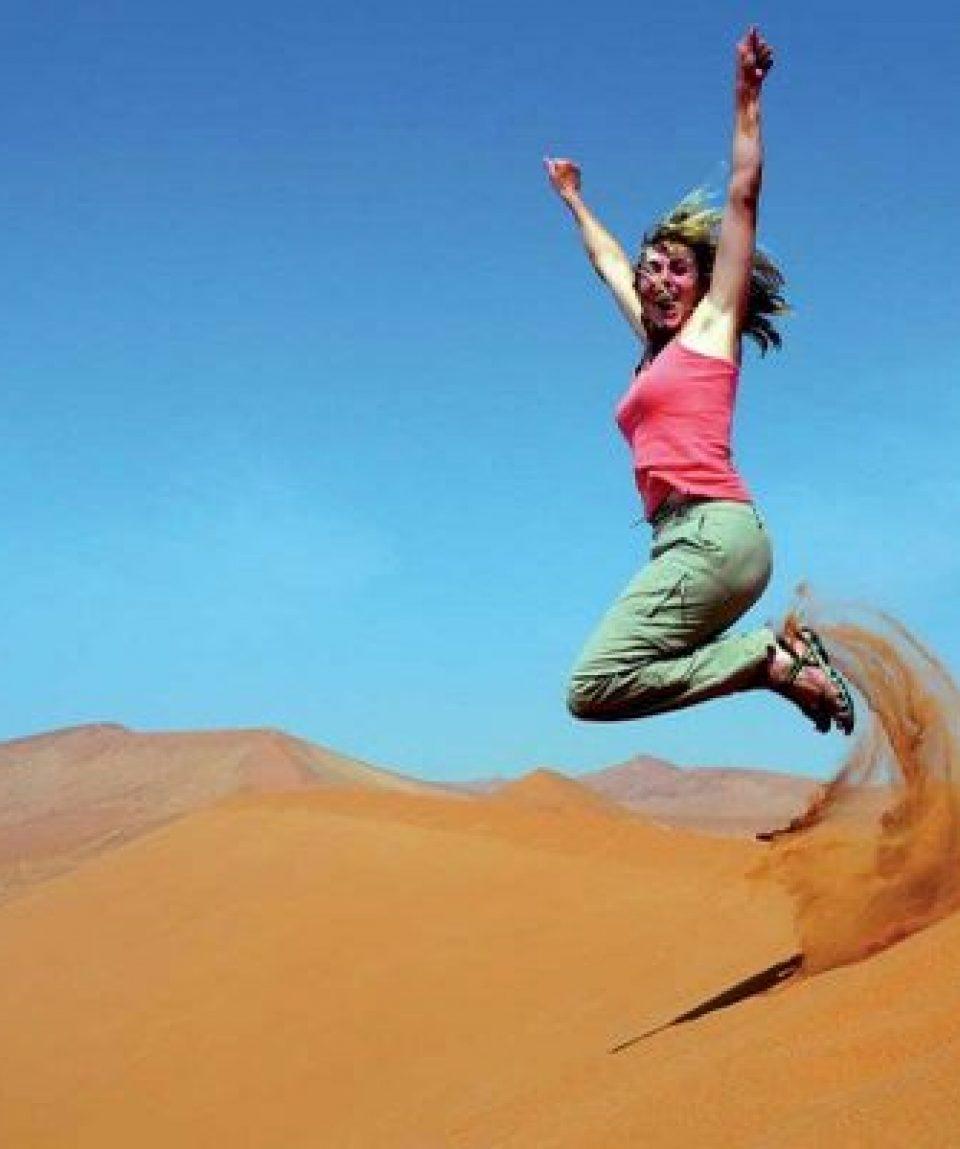 Vip-desert-safari