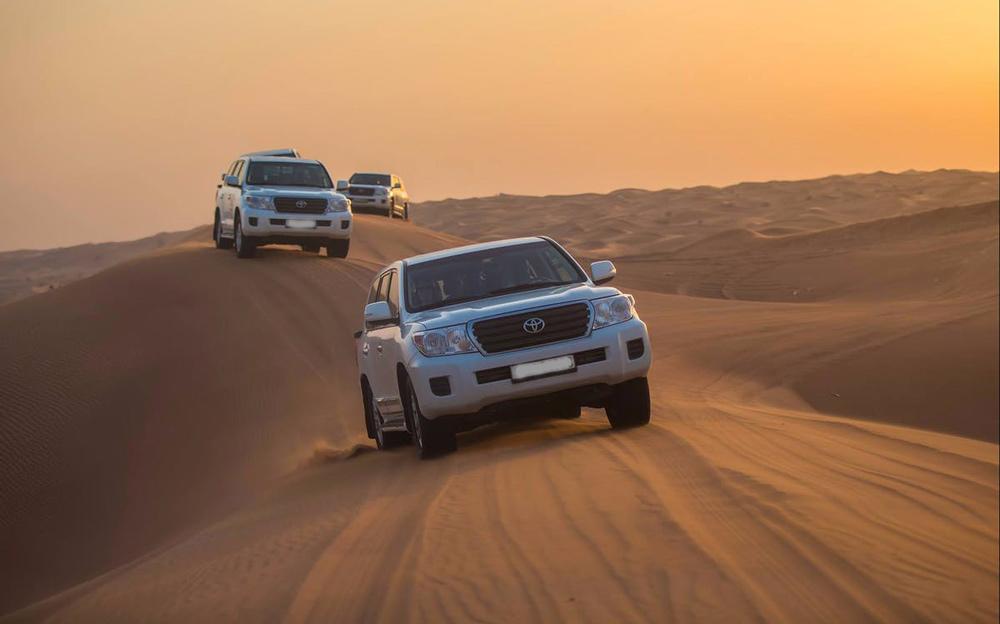Private Car Desert Safari Tour