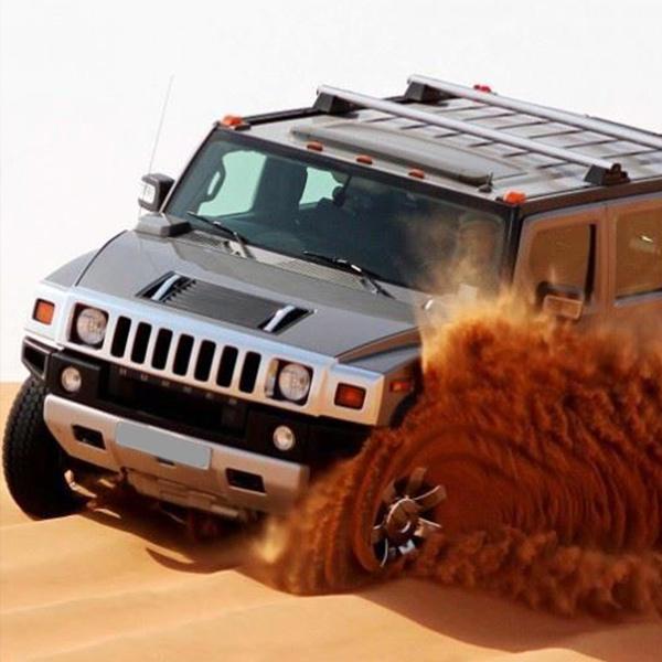 Private Hummer Desert Safari Tour